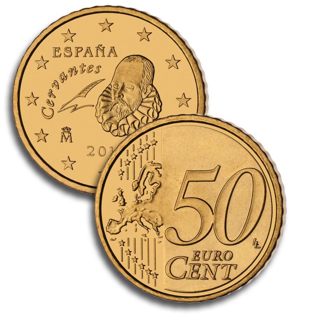 50 céntimo de Euro. Abre en ventana nueva