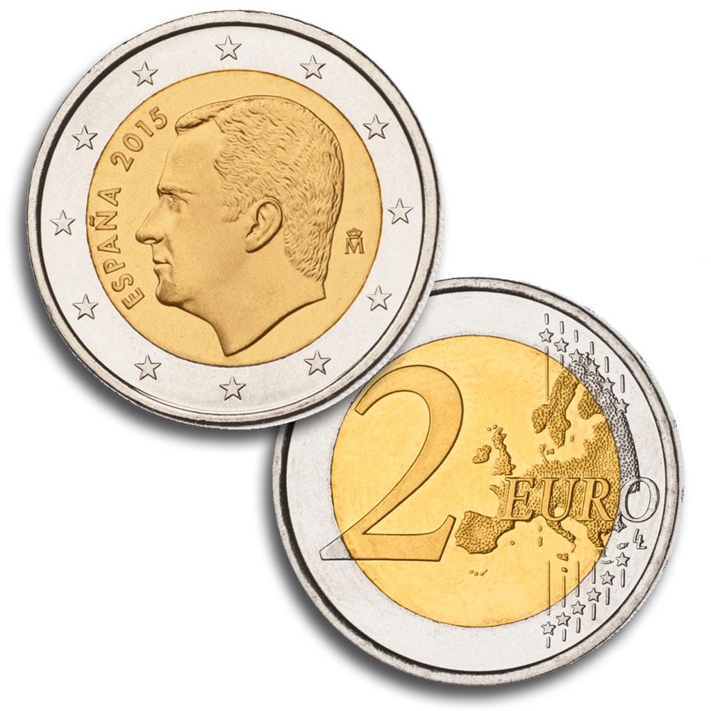 2 Euro. Abre en ventana nueva