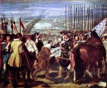 The Surrender of Breda - Diego de Silva y Velazquez.