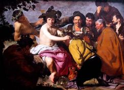 The Drunkards - Diego de Silva y Velazquez.