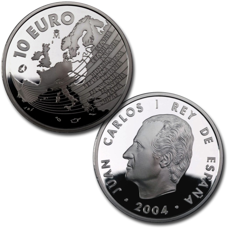 8-reales silver Enlargement of the European Union Collection. Abre en ventana nueva